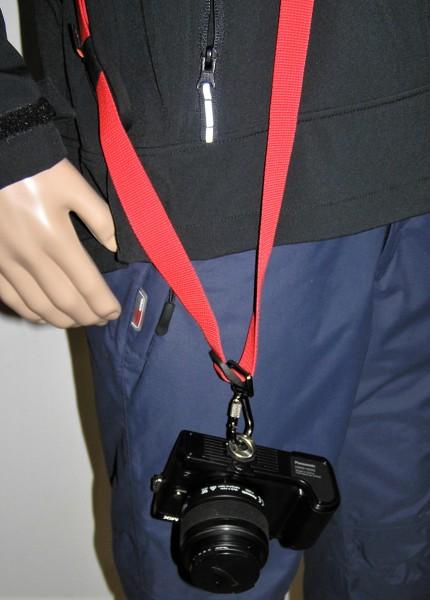 CS-Kameragurt SLIDER