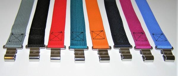 Basis-Gurt für ClipSwitch-Gurtsyteme, wie z.B. Kameragurte, Halfter, Hundegeschirre