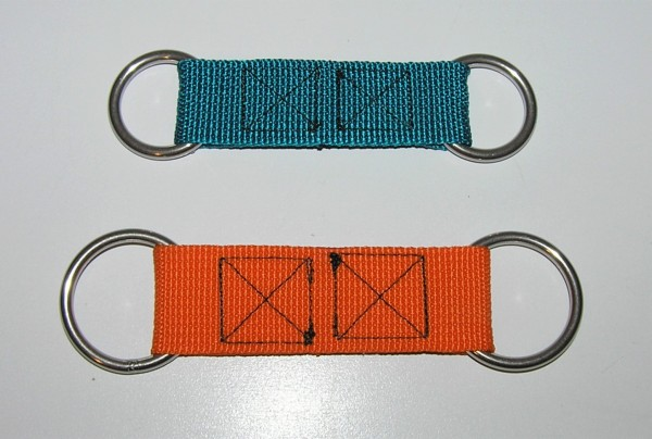 ClipSwitch-Koppelgurt-STARR mit 2 CS-Ringen
