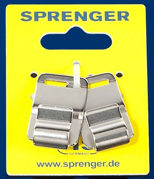 Sprenger - Neck Tech FUN - Ersatzglieder, Edelstahl