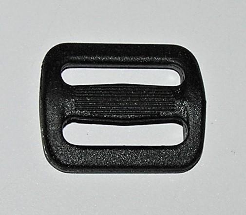 Schieber / Längenregulator für Gurtbänder