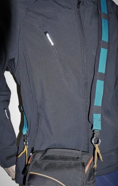 CS- Taschengurt / Tragegurt / Schulterriemen, gepolstert